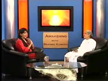 Awakening with the Brahma Kumaris (in Hindi with English translation)