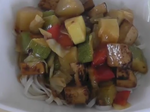 Sweet and Sour Sauce with Vegetables Restaurant Style