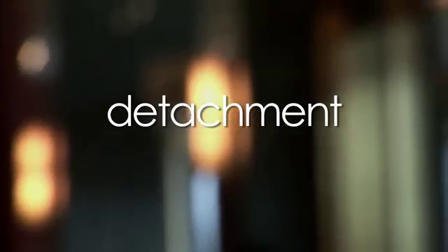 Words for the World - Detachment