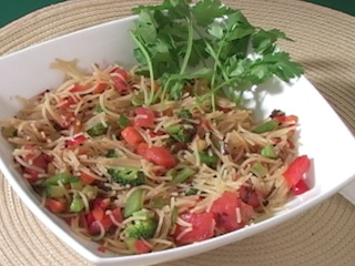 Savoury Vegetable Vermicelli