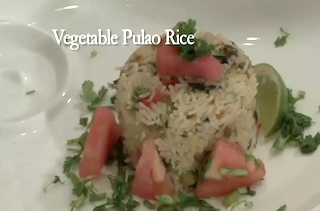Veggie Pulao Rice