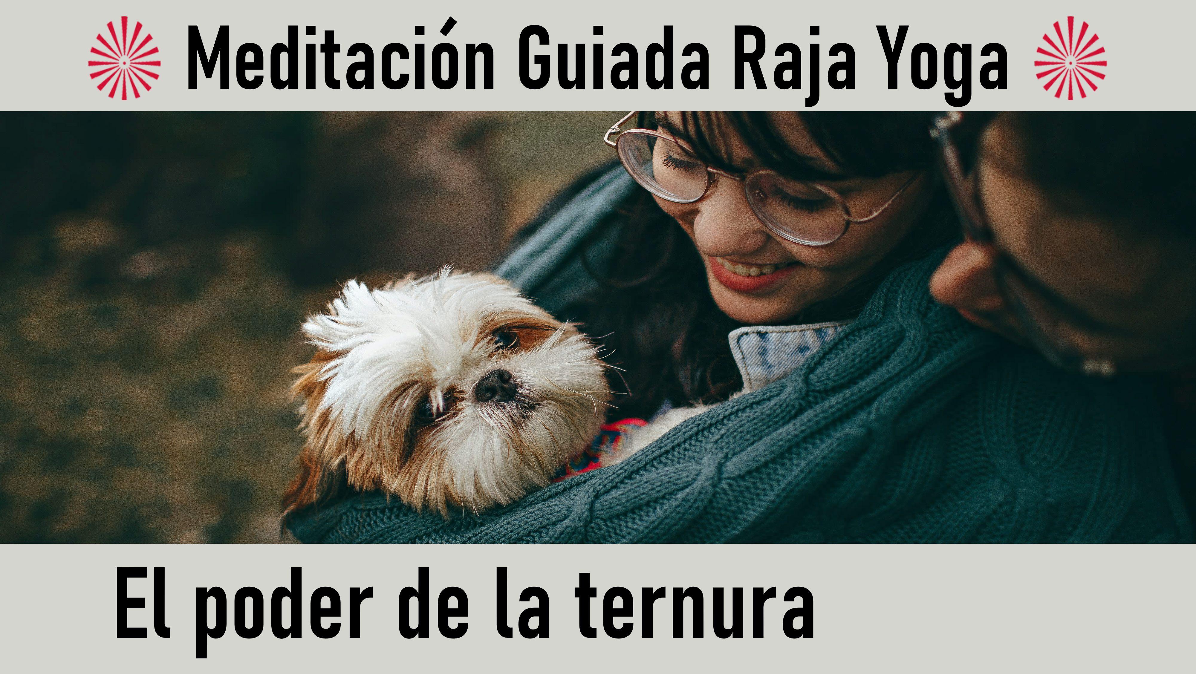Meditación Raja Yoga: El poder de la ternura (18 Septiembre 2020) On-line desde Barcelona