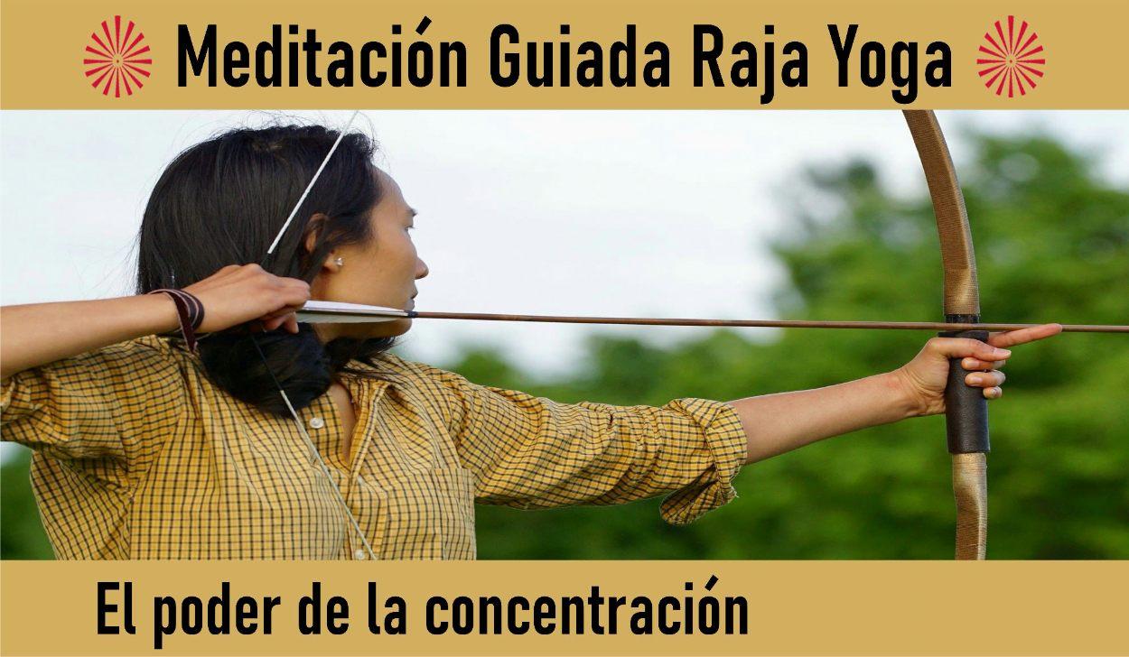 5 Mayo 2020  Meditación Guiada: El poder de la concentración