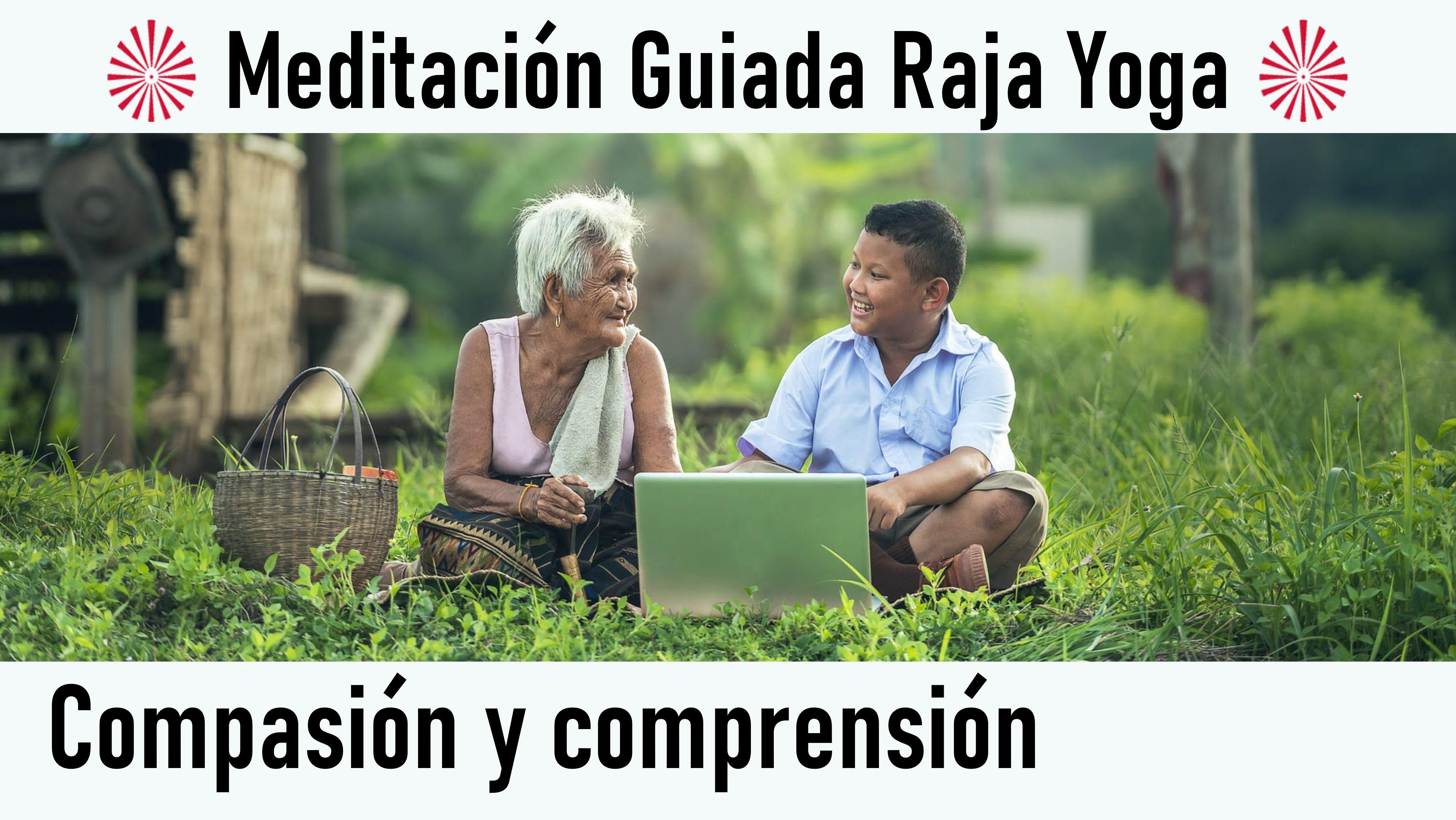 31 Julio 2020 Meditación guiada: Compasión y comprensión