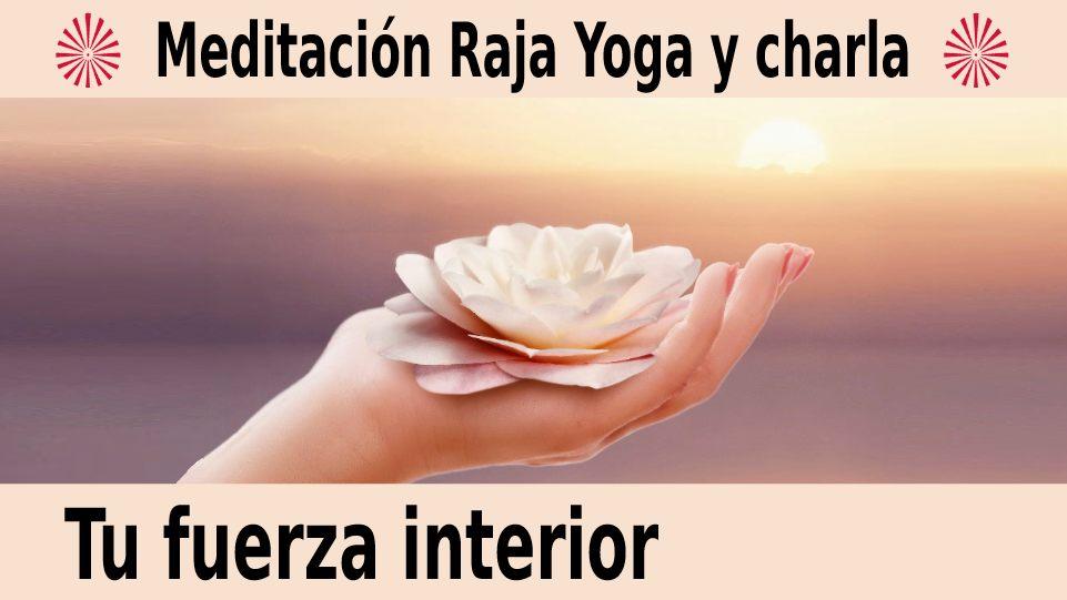 16 Diciembre 2020  Meditación guiada: Tu fuerza interior