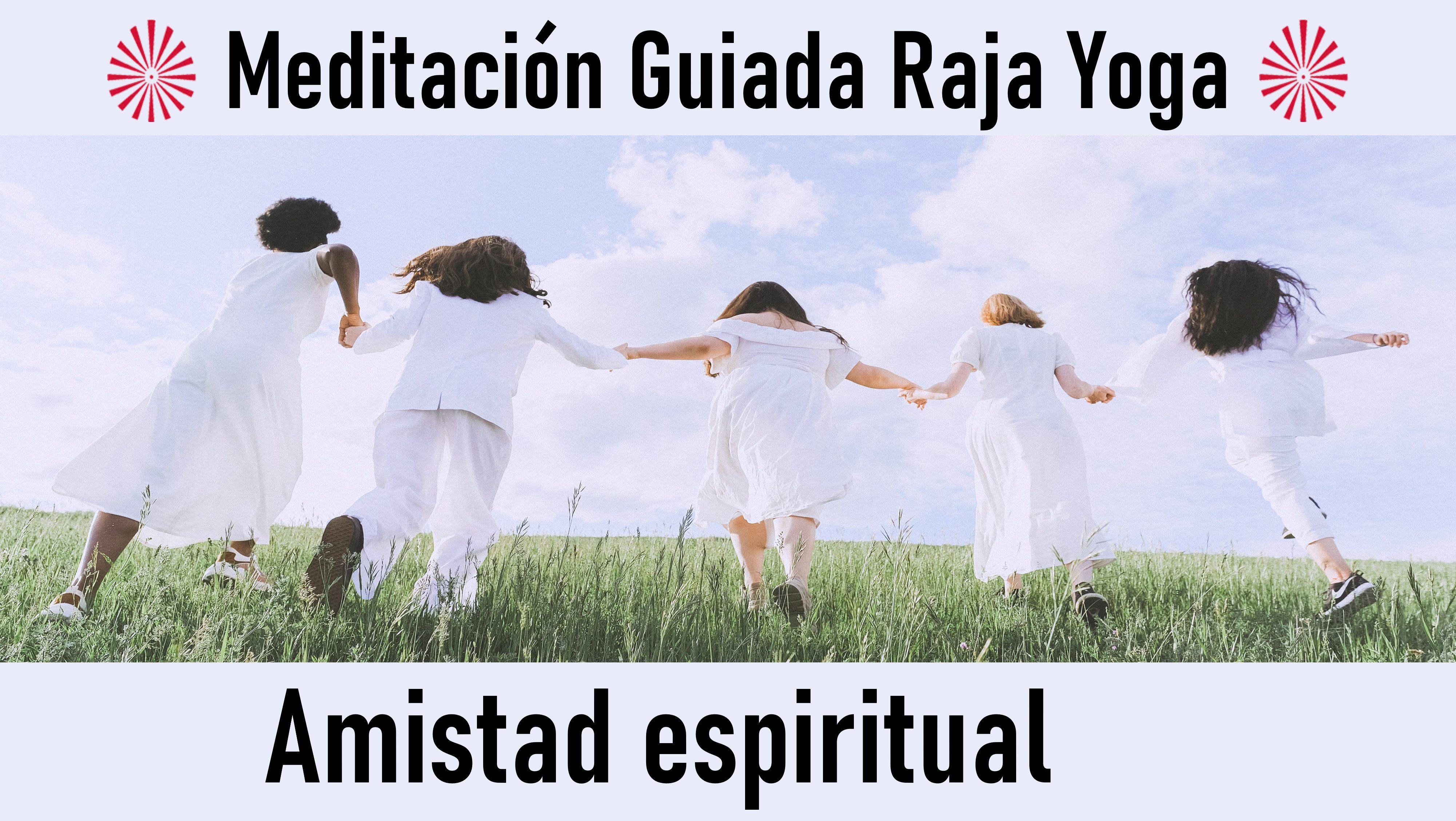 8 Octubre 2020  Meditación guiada: Amistad espiritual