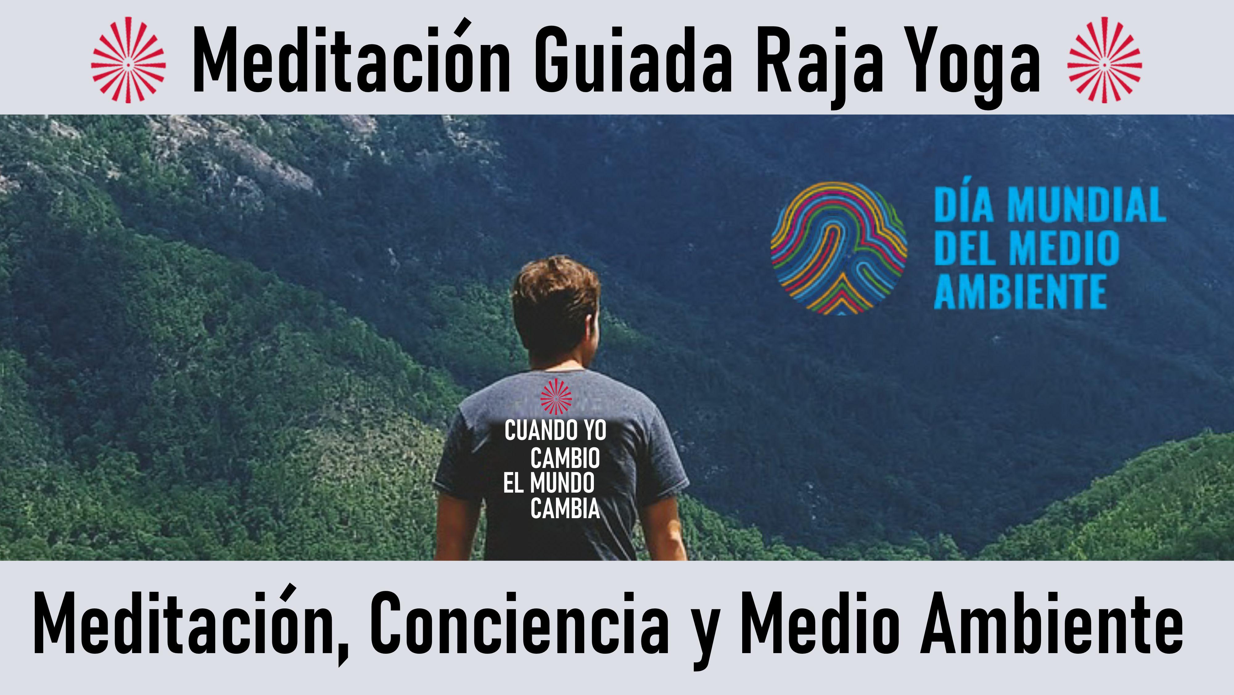 5 Junio 2020 Meditación Guiada: Meditación, Conciencia y Medio Ambiente
