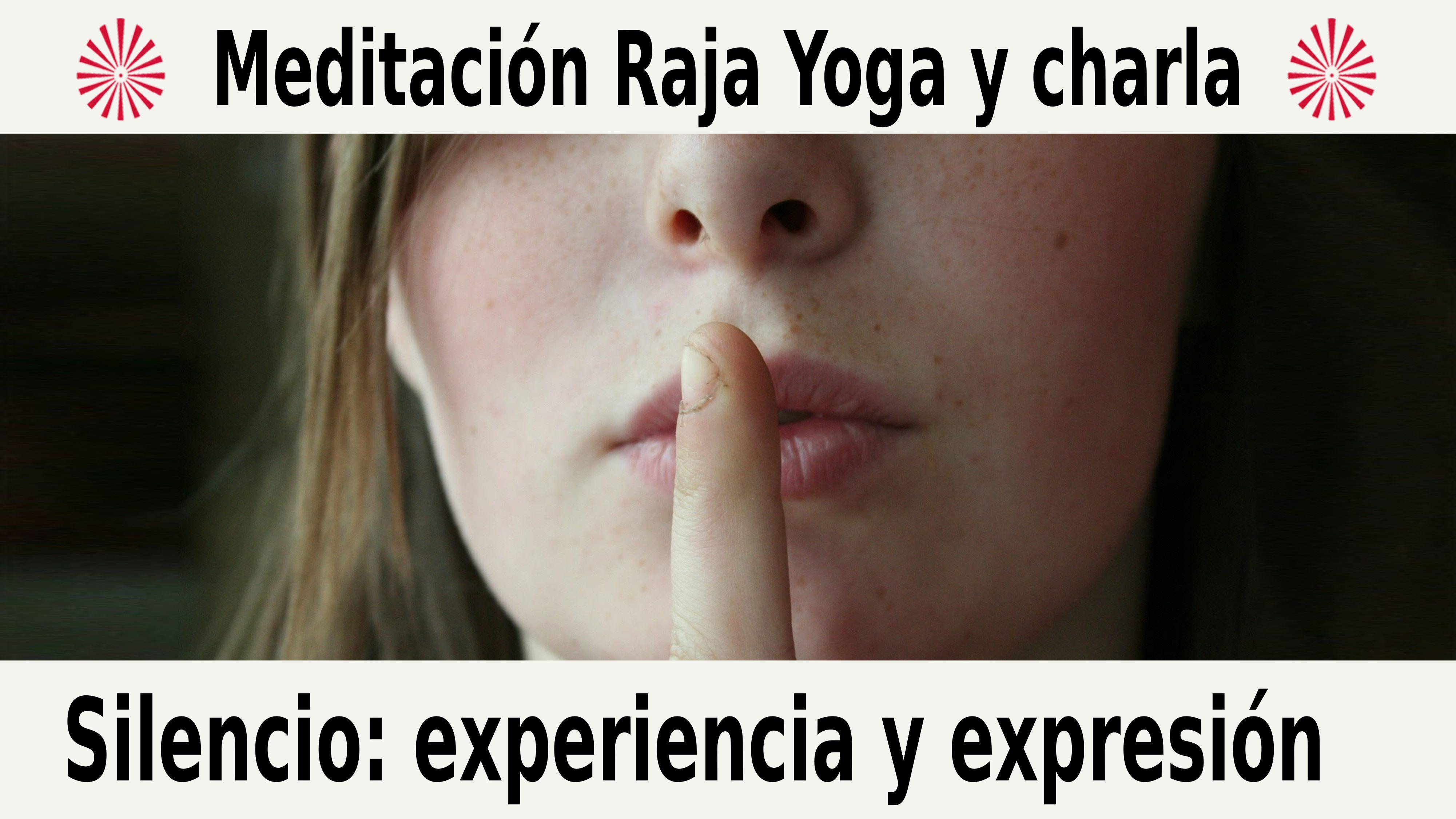 4 Diciembre 2020  Meditación guiada: Silencio; experiencia y expresión