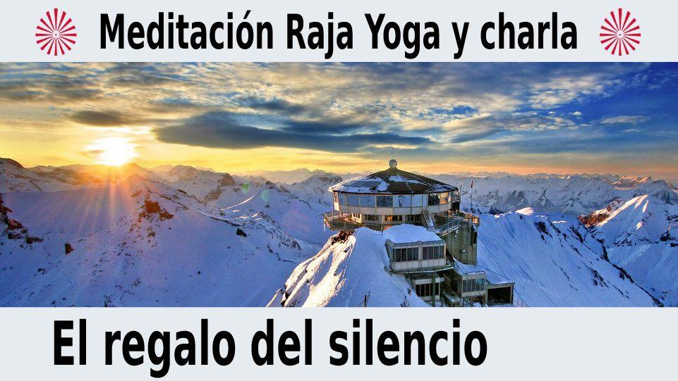 14 Diciembre 2020  Meditación guiada: El regalo del silencio