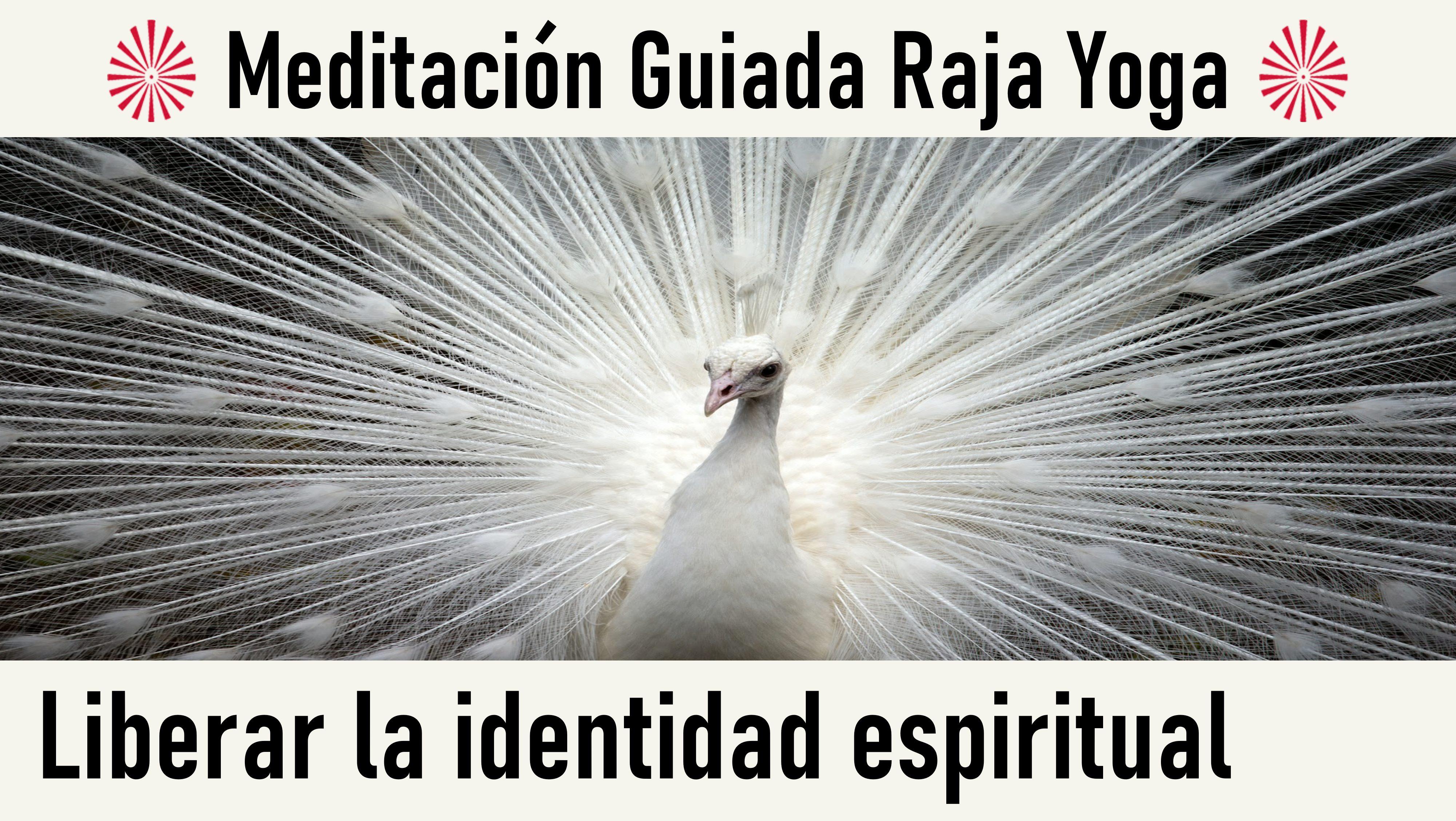 21 Mayo 2020 Meditación Guiada: Liberar la identidad espiritual