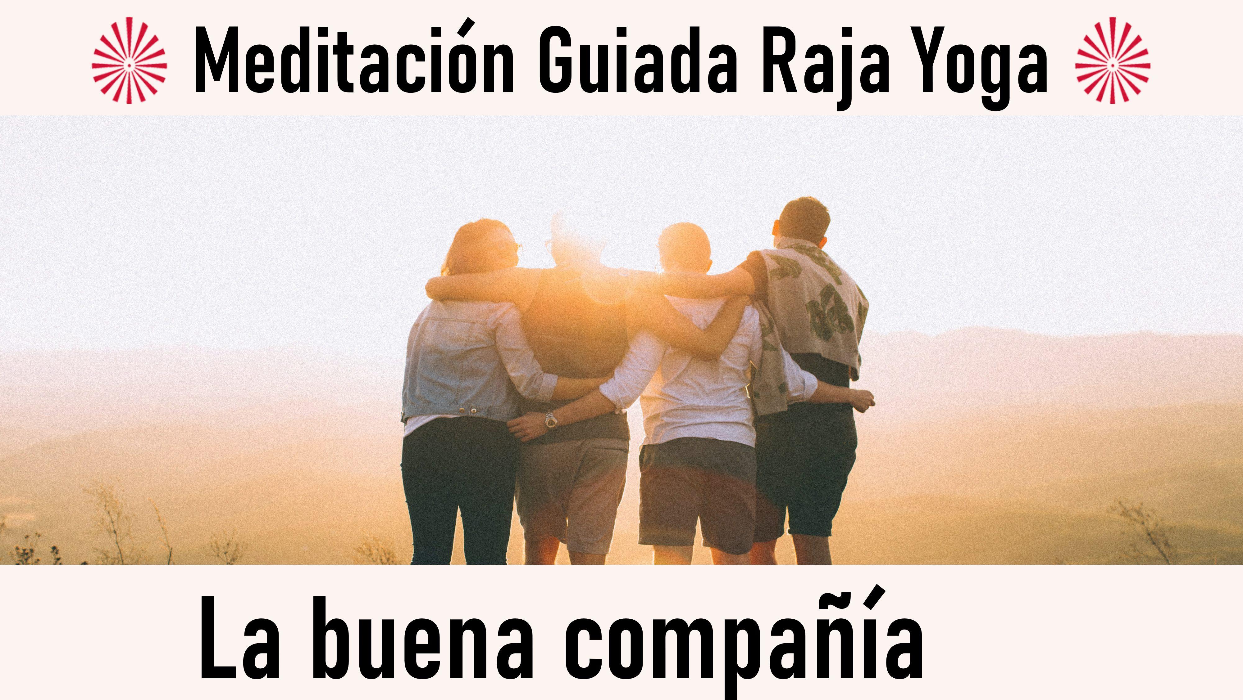 20 Octubre 2020  Meditación guiada:  La buena compañia