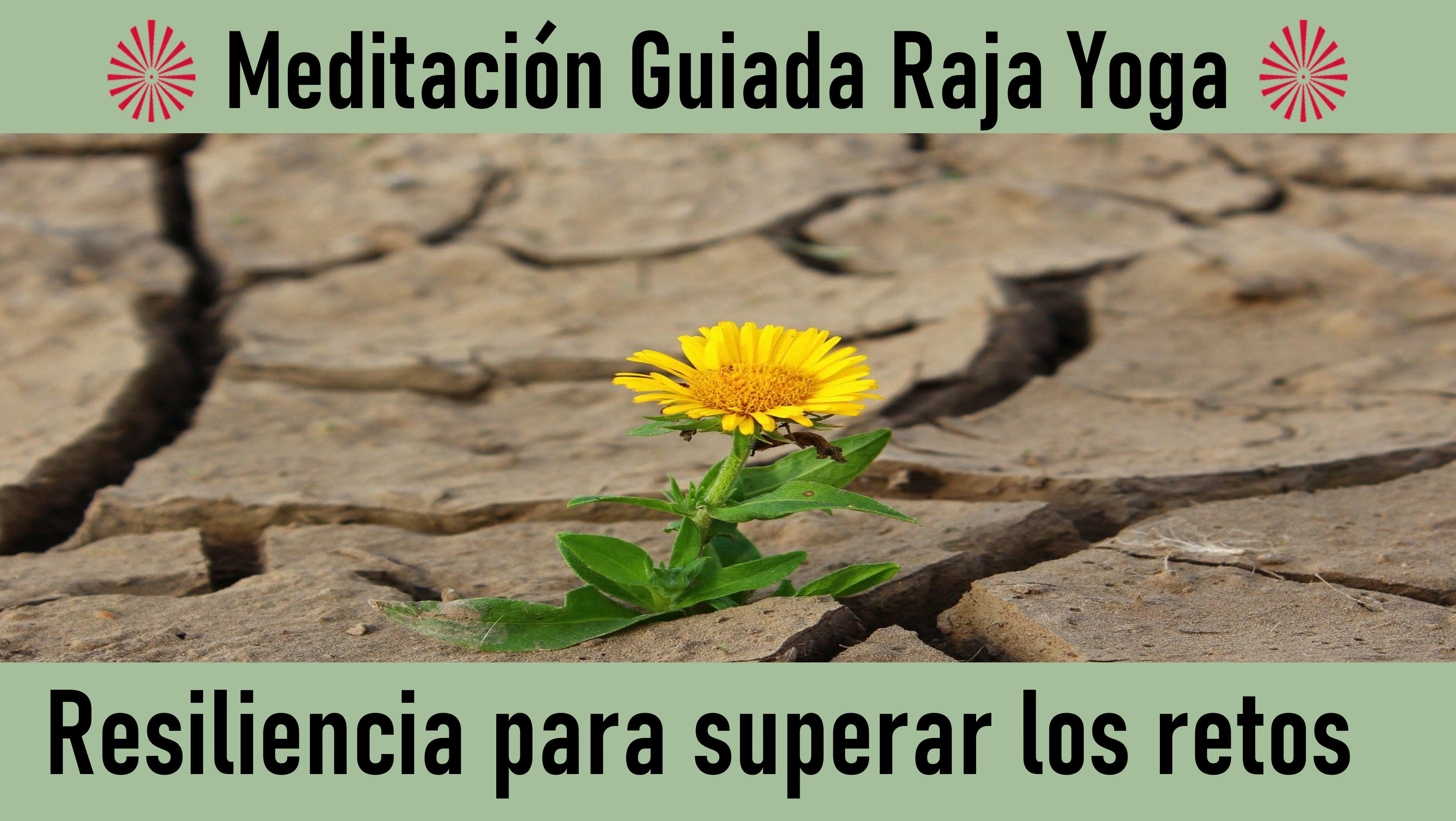 4 Junio 2020 Meditación Guiada: Resiliencia para superar los retos