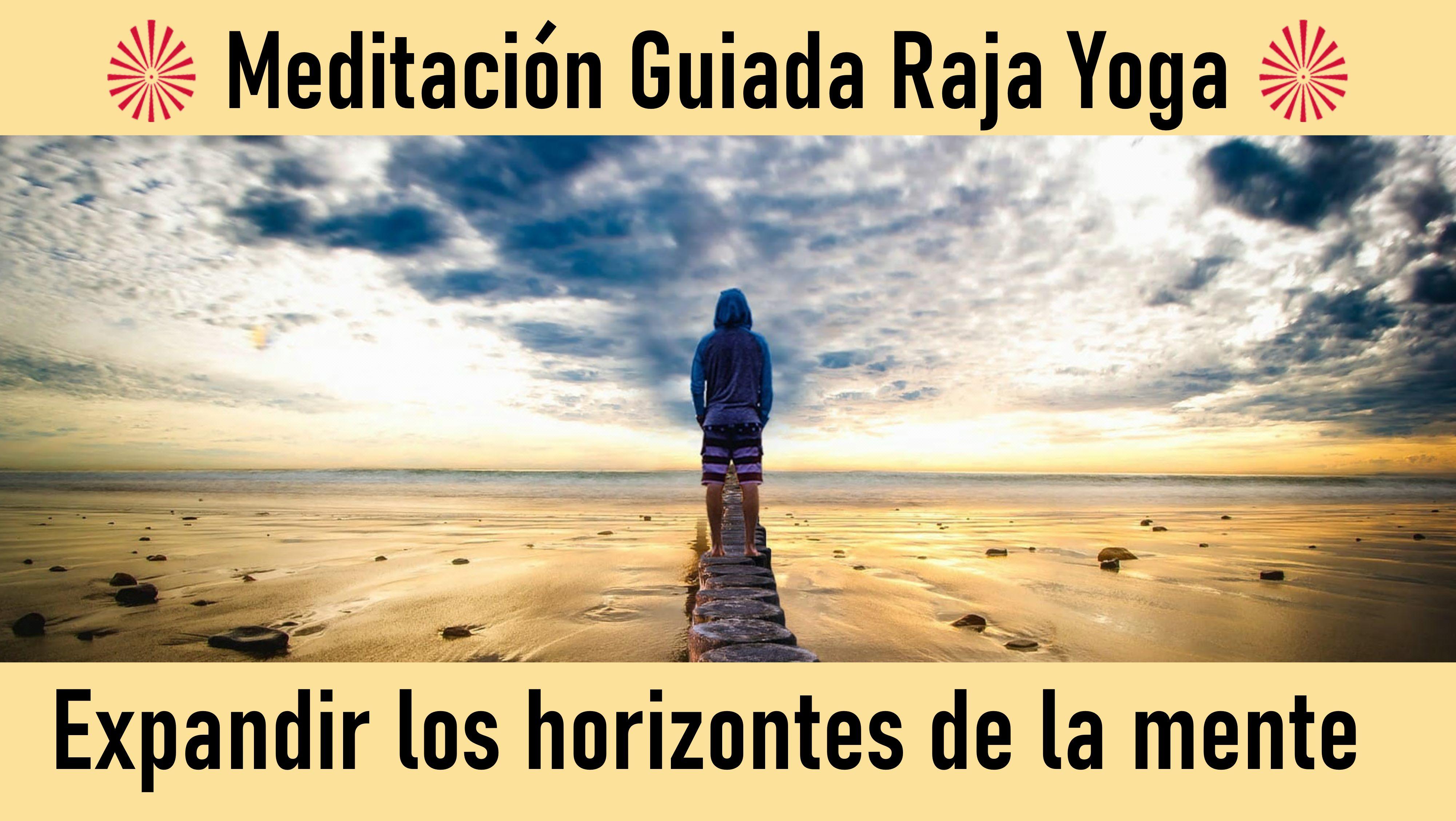 8 Julio 2020 Meditación Guiada: Expandir los horizontes de la mente