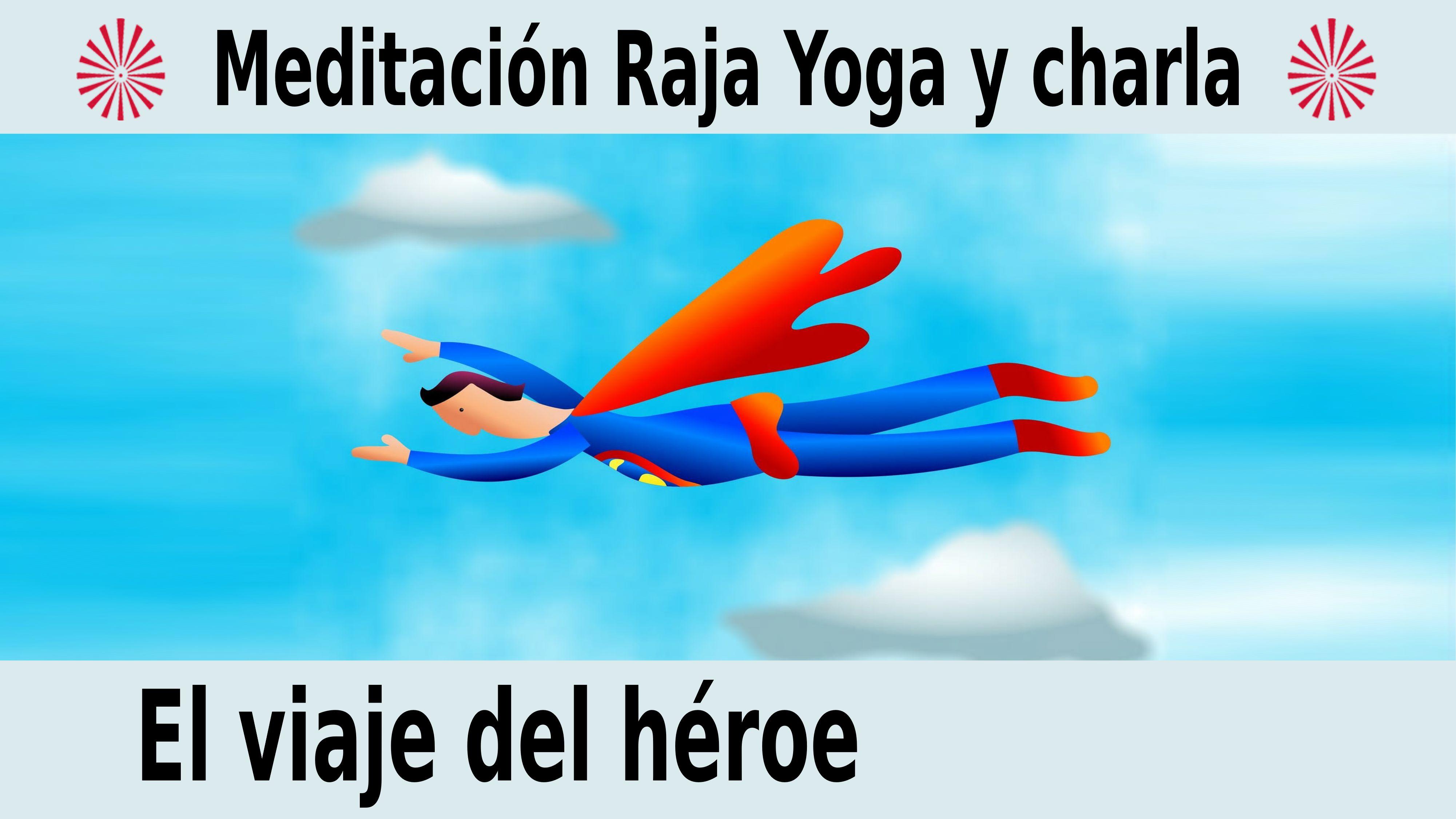 30 Noviembre 2020  Meditación guiada:  El viaje del héroe