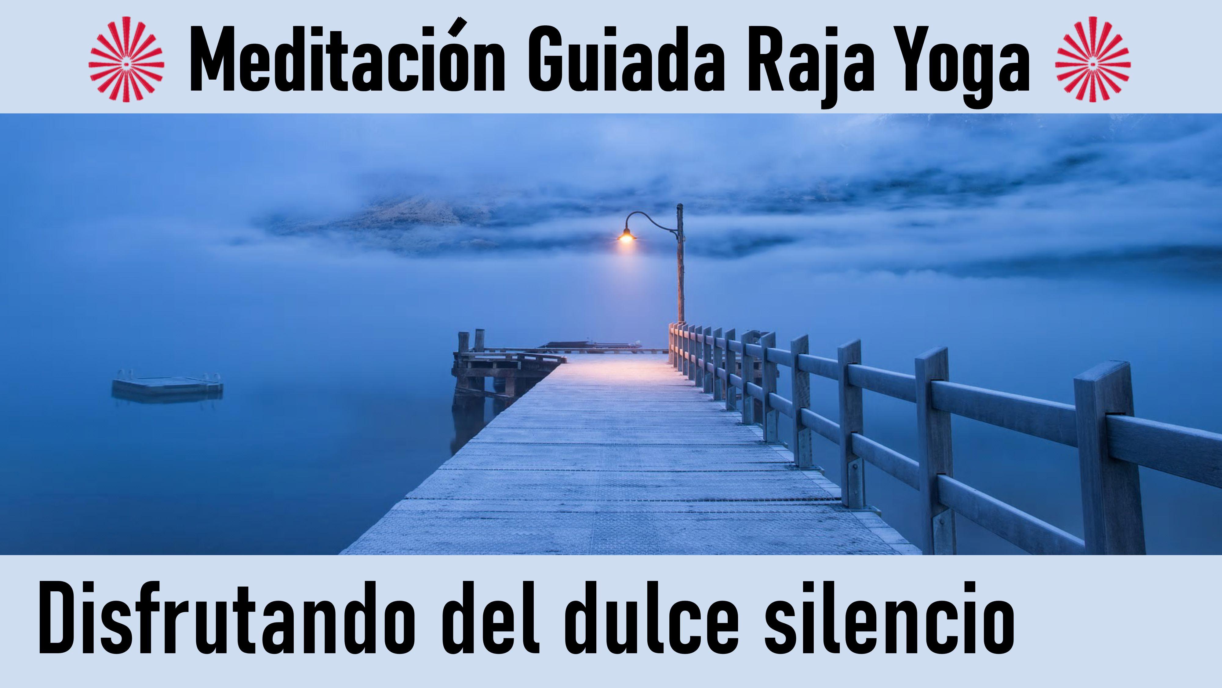 26 Junio 2020 Meditación Guiada: Disfrutando del dulce silencio