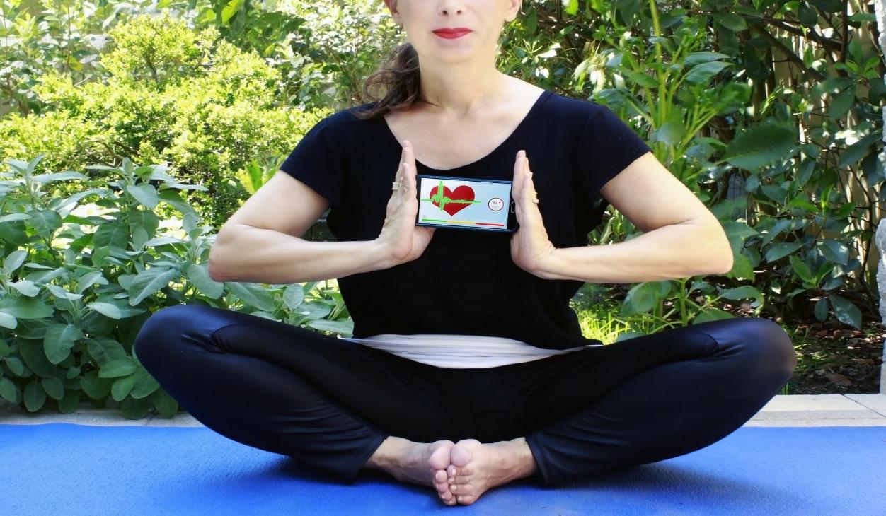 Charla y Meditación.Meditación Raja Yoga:Soltar la ansiedad (14 Abril 2020) On-line desde Canarias
