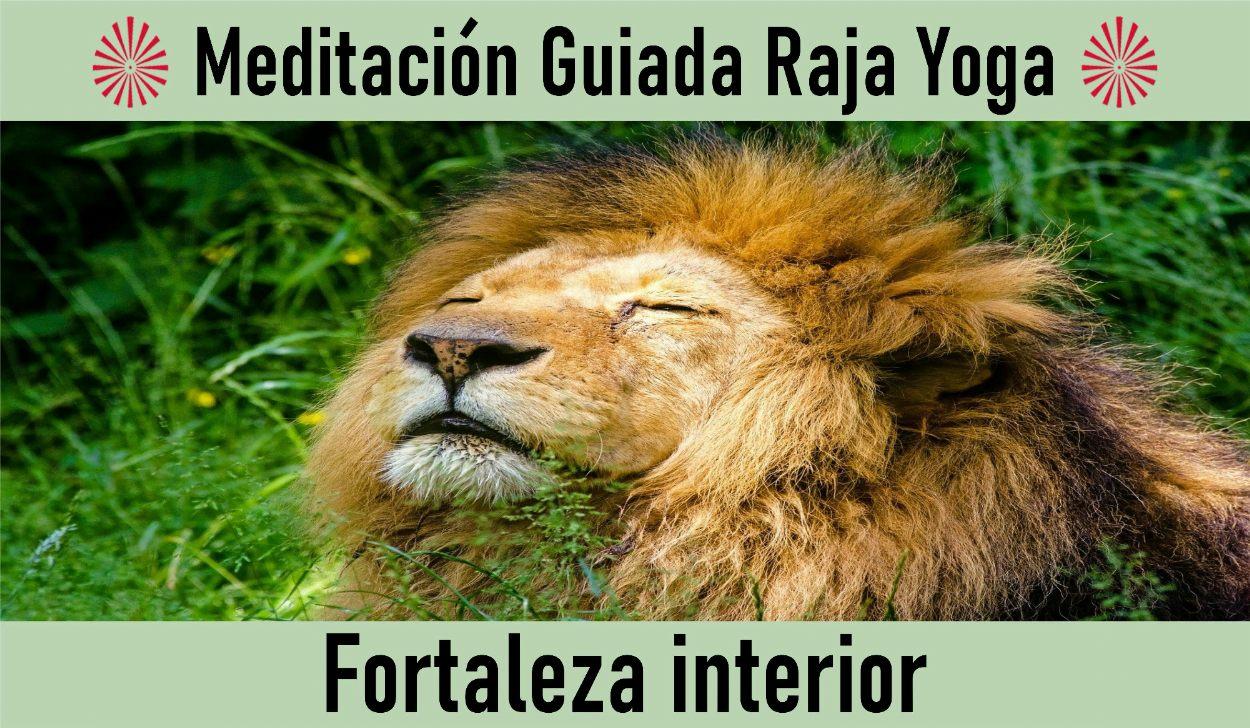 30 Abril 2020 Meditación Guiada: Fortaleza interior