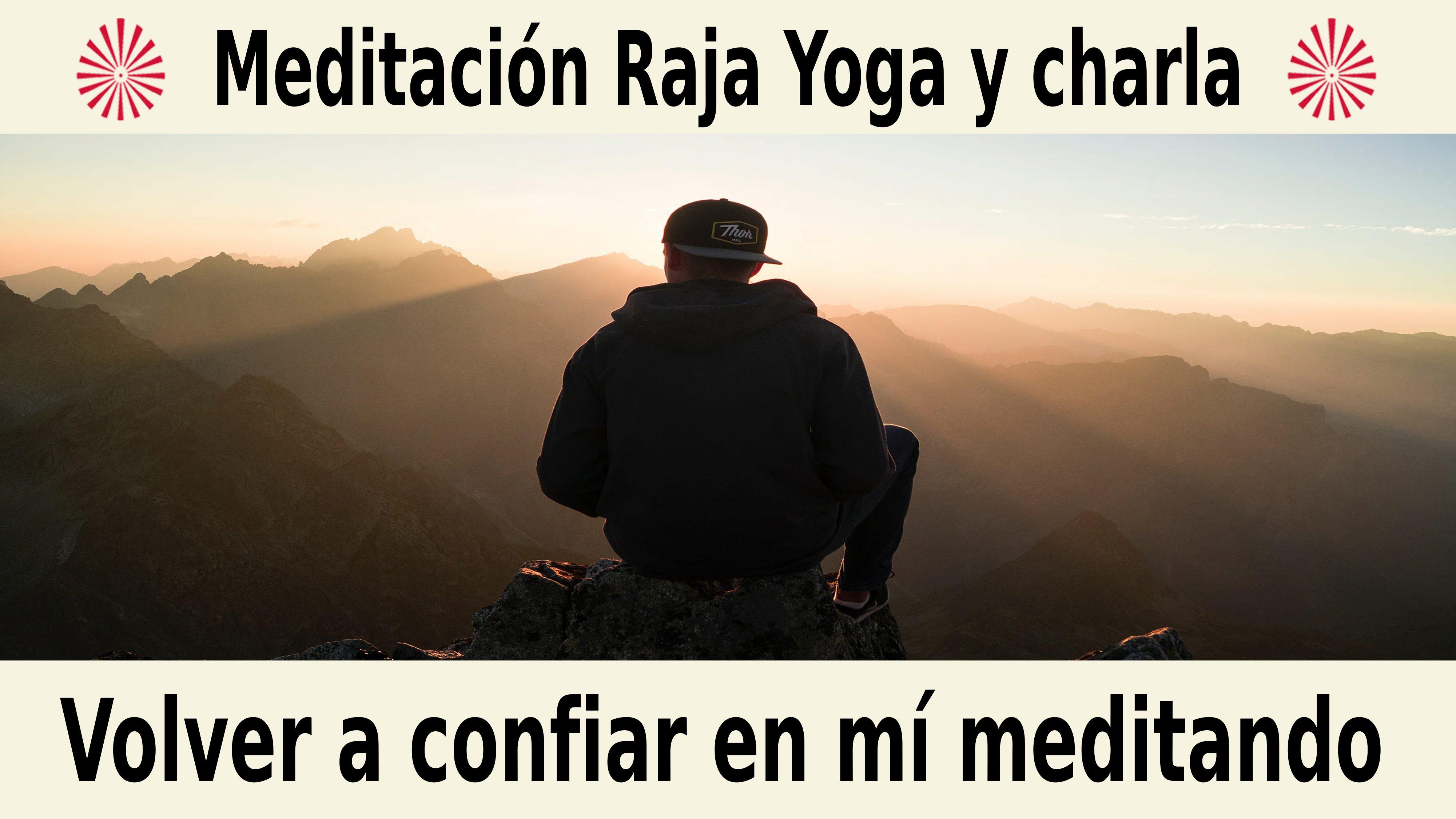 23 Diciembre 2020  Meditación guiada: Volver a confiar en mí meditando