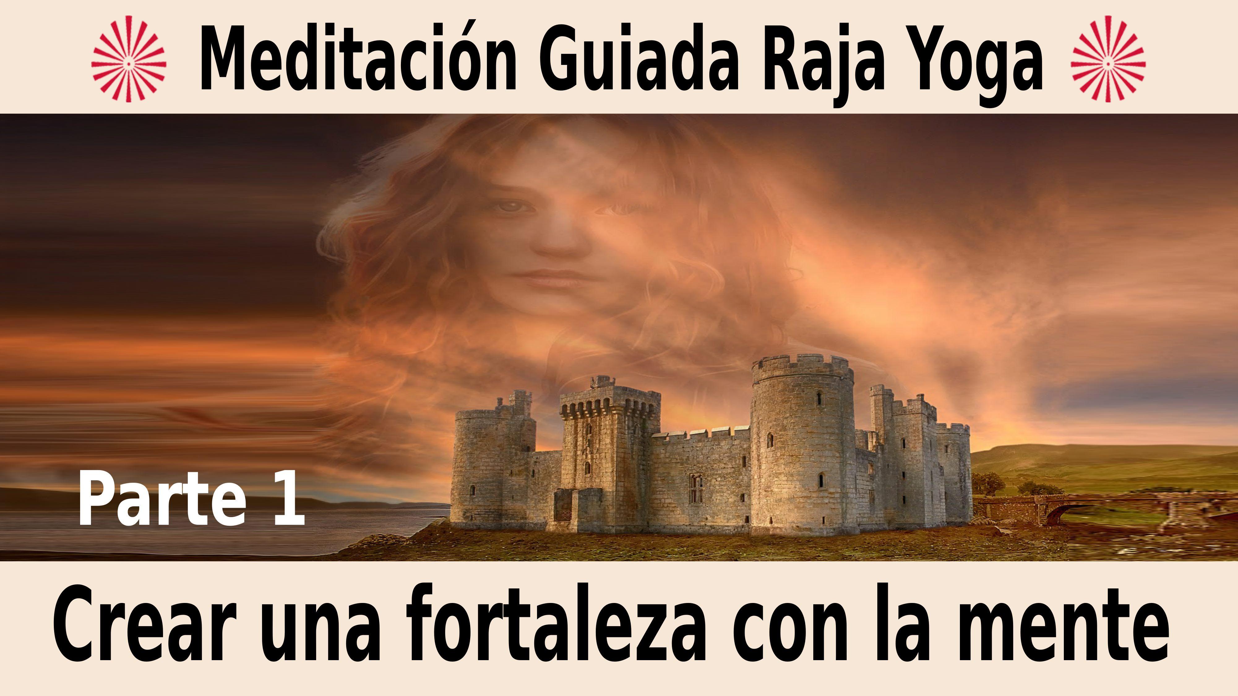 3 Noviembre 2020  Meditación guiada: Crear una fortaleza con la mente (1ª parte)