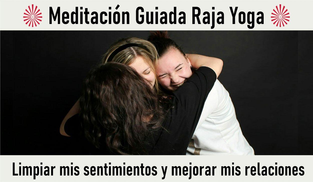 2 Mayo 2020 Meditación Guiada: Limpiar mis sentimientos y mejorar mis relaciones