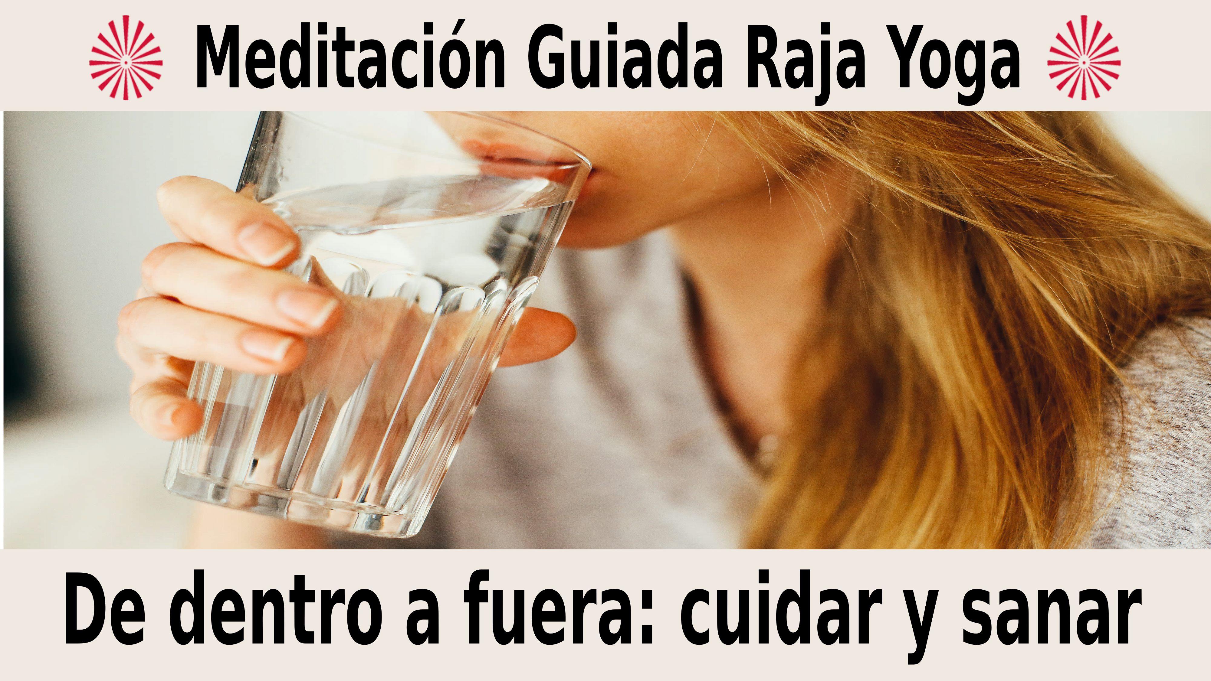 6 Noviembre 2020  Meditación guiada: De dentro a fuera cuidar y sanar