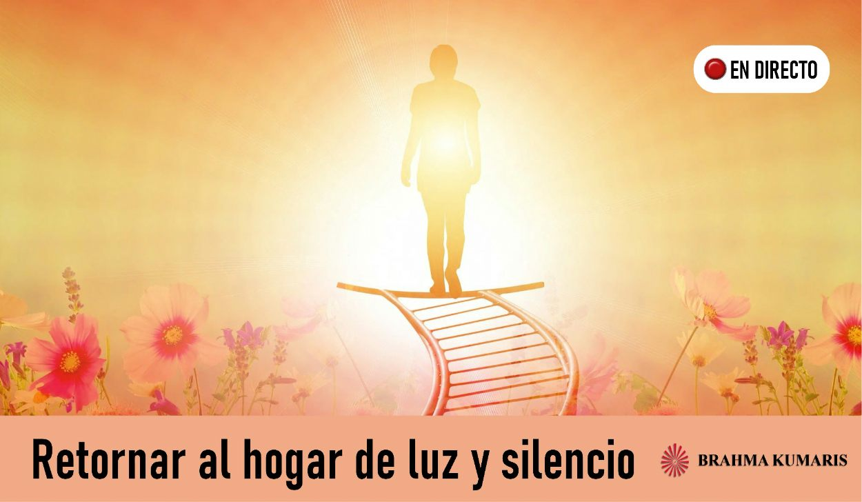 21 Abril 2020  Meditación Guiada: Retornar al hogar de luz y silencio