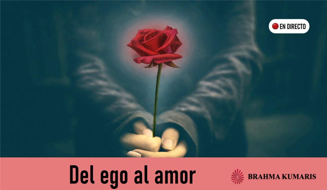 23 Abril 2020  Meditación Guiada:  DEl ego al Amor