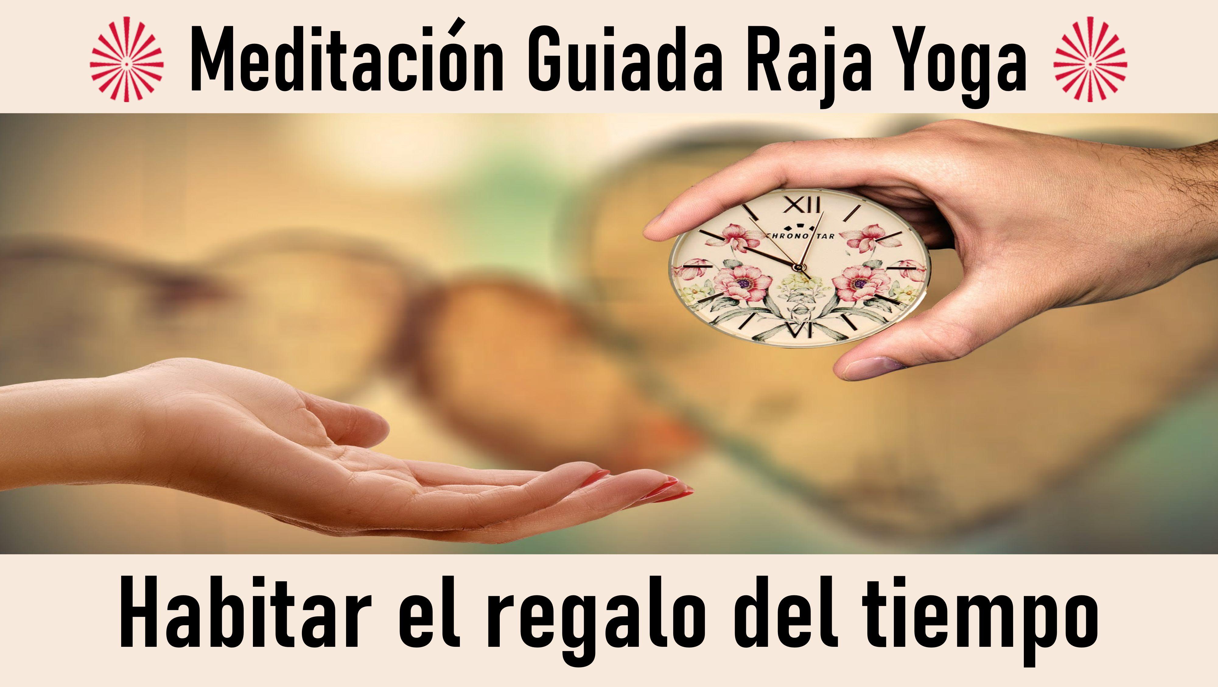 9 Octubre 2020 Meditación guiada: Habitar el regalo del tiempo