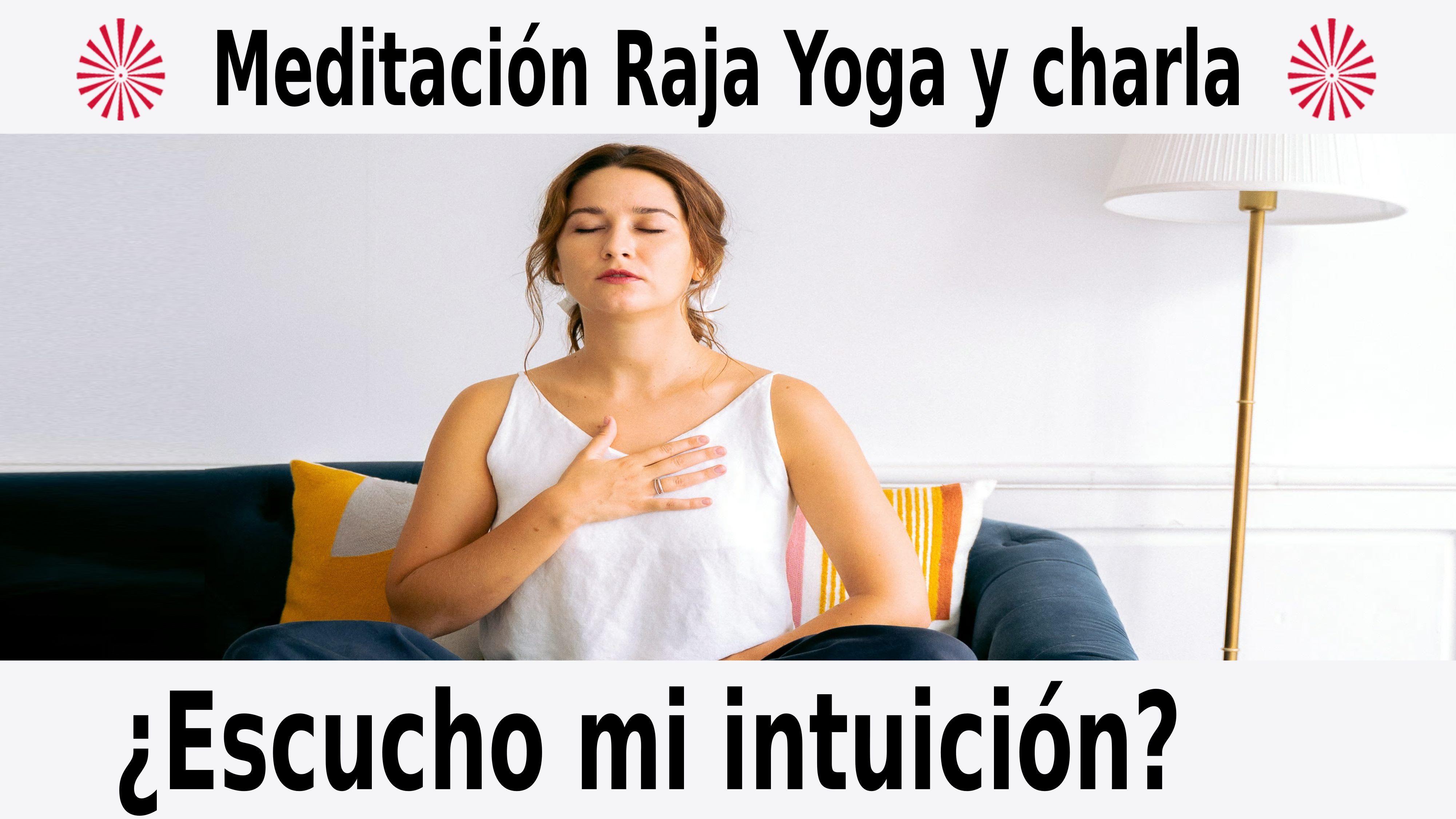 23 Diciembre 2020  Meditación guiada: ¿Escucho mi intuición ?