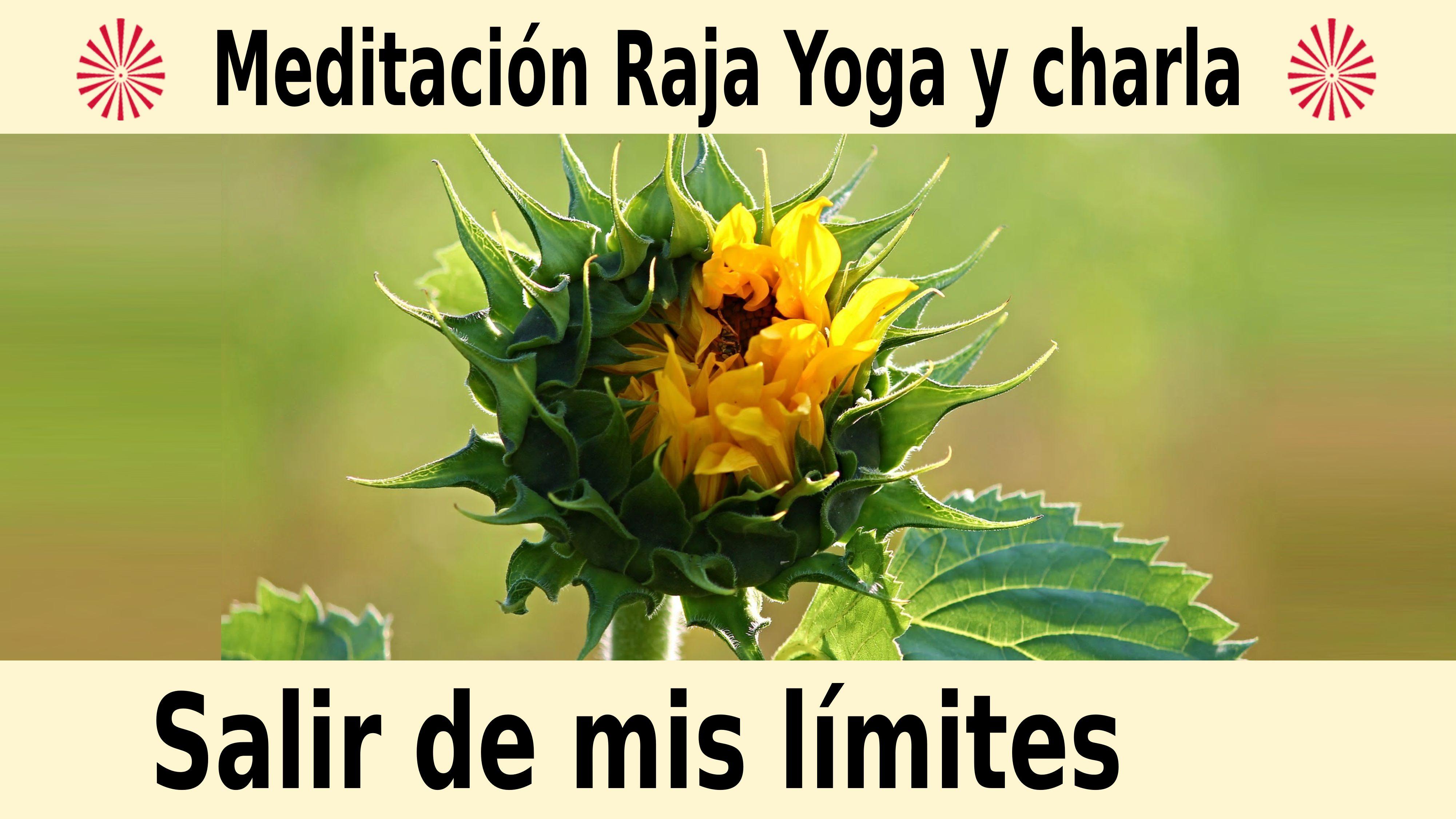 3 Diciembre 2020  Meditación guiada: Salir de mis límites