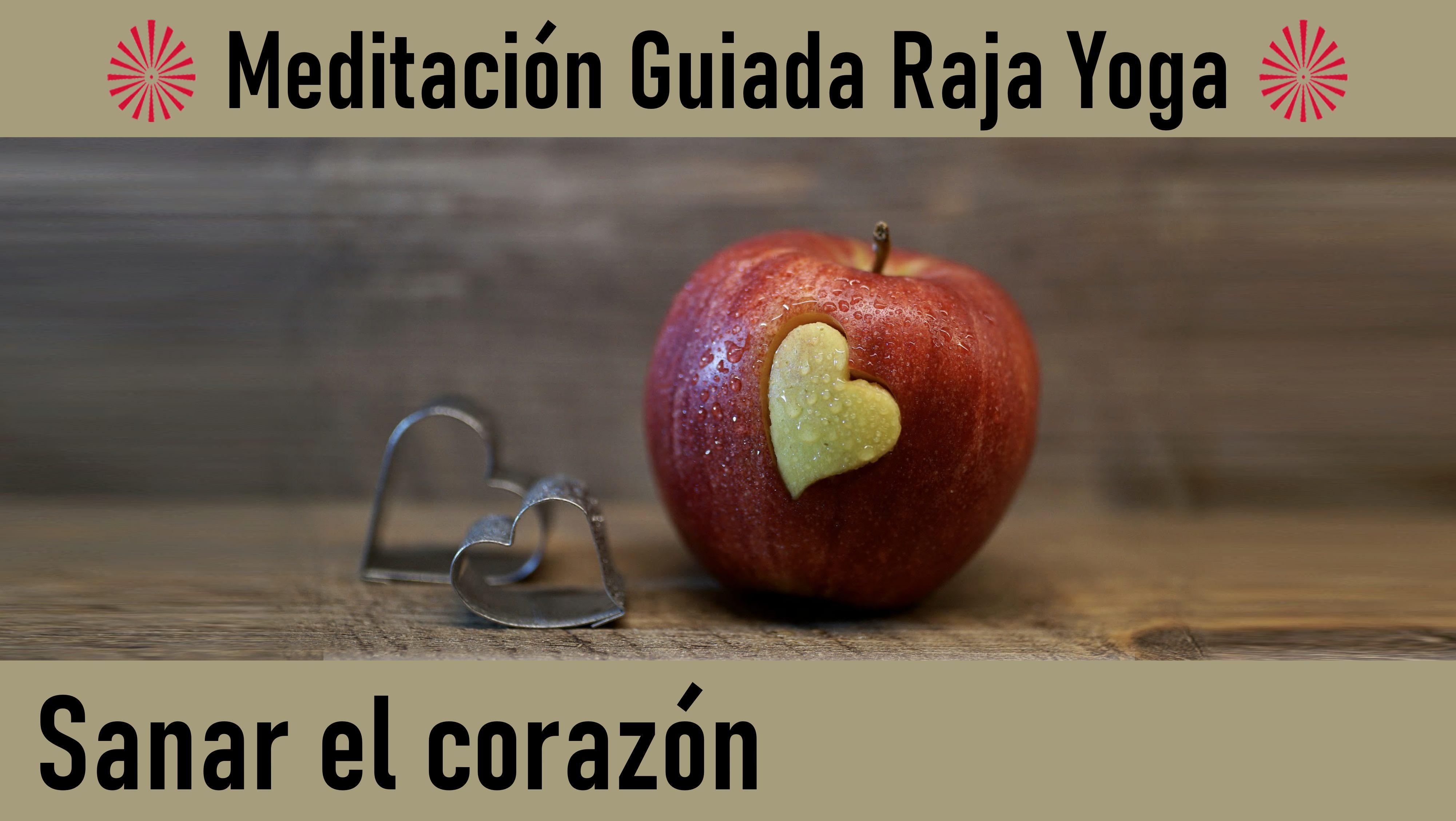 18 Mayo 2020  Meditación Guiada: Sanar el corazón