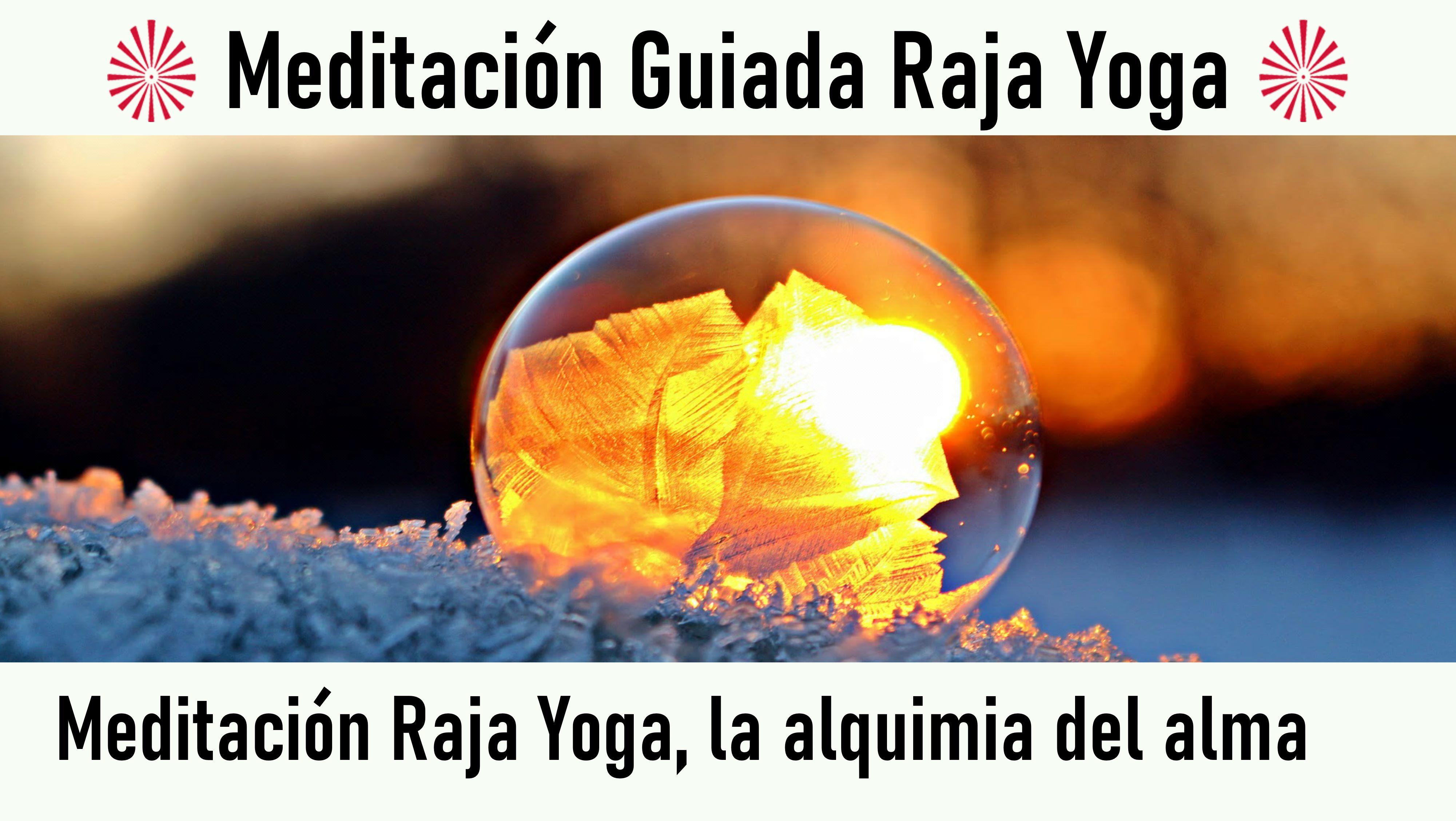 25 Junio 2020 Meditación Guiada: Alquimia del alma