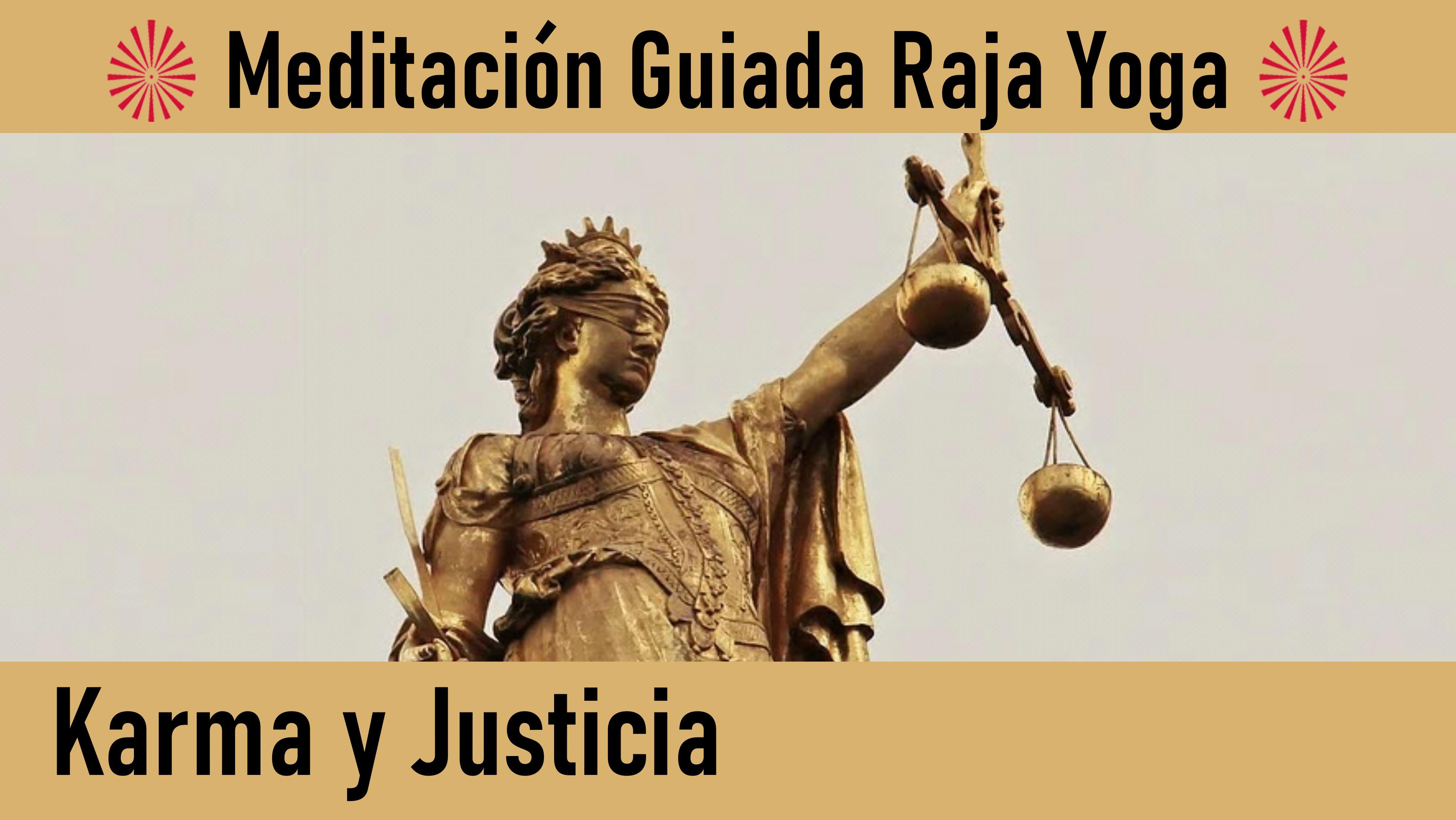 """26 Junio 2020 Conferencia  """" Karma y Justicia """""""