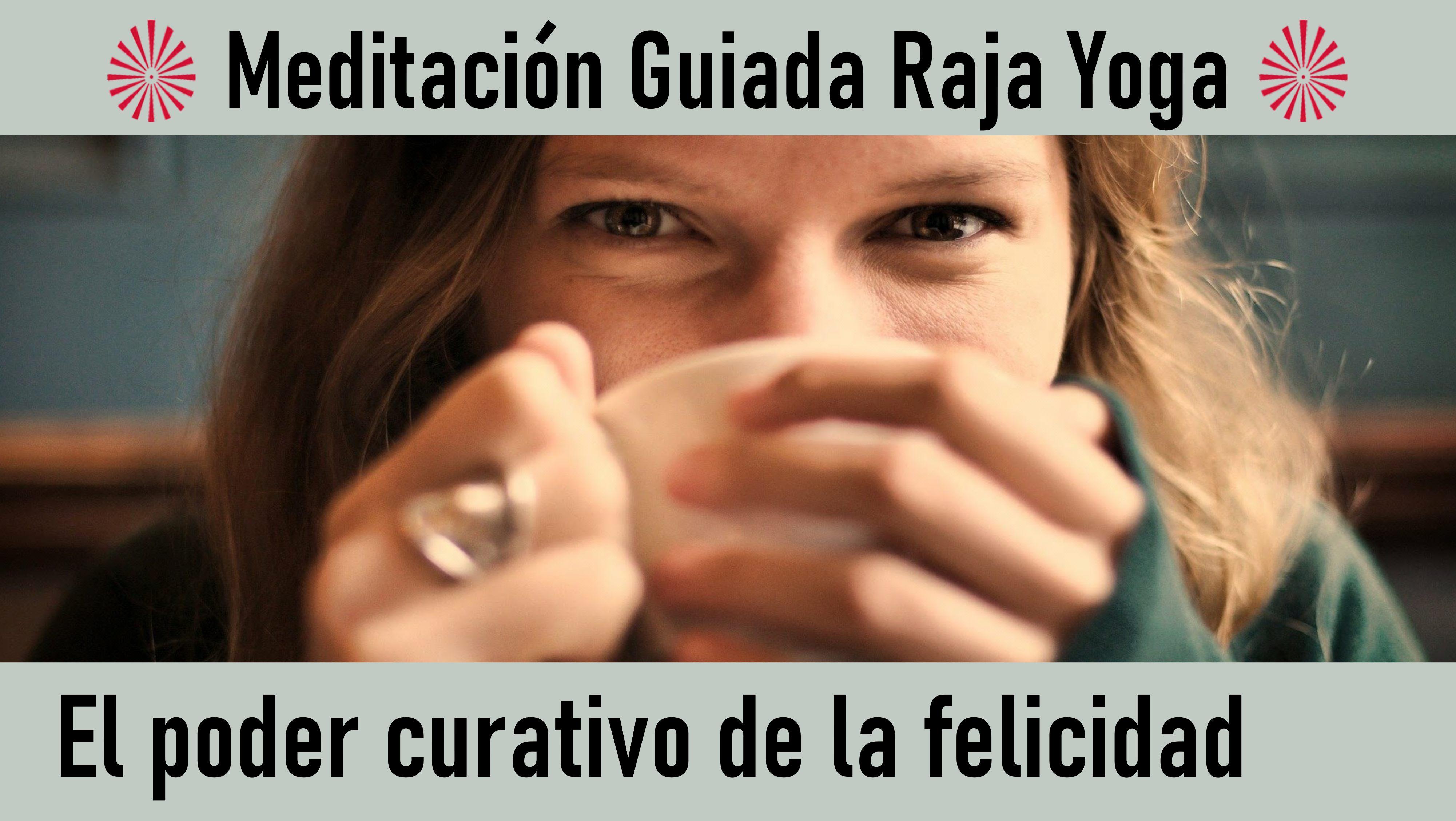 Meditación Raja Yoga:  El poder curativo de la felicidad (27 Octubre 2020) On-line desde Canarias
