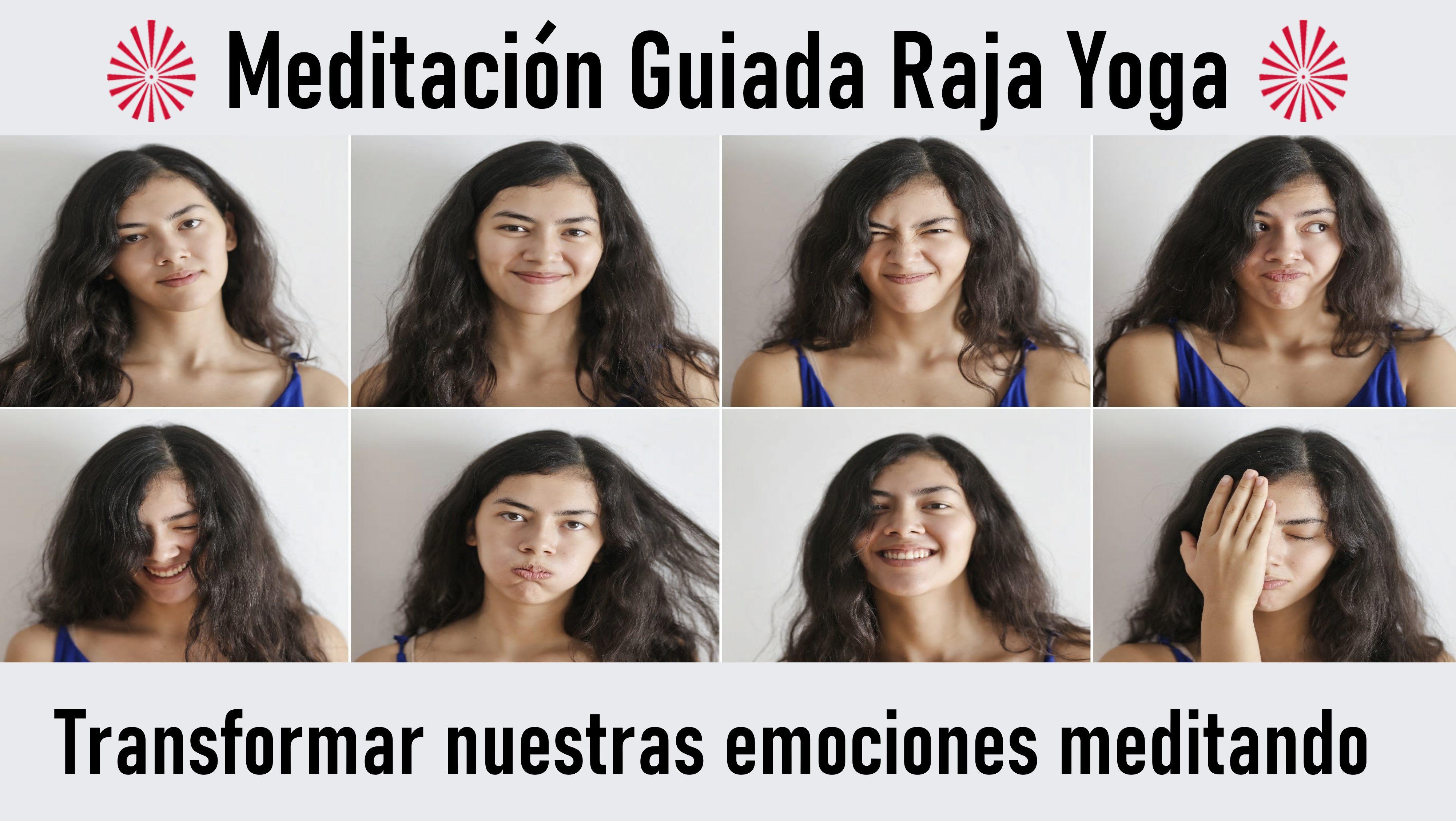 14 Octubre 2020 Meditación guiada: Transformar nuestras emociones meditando