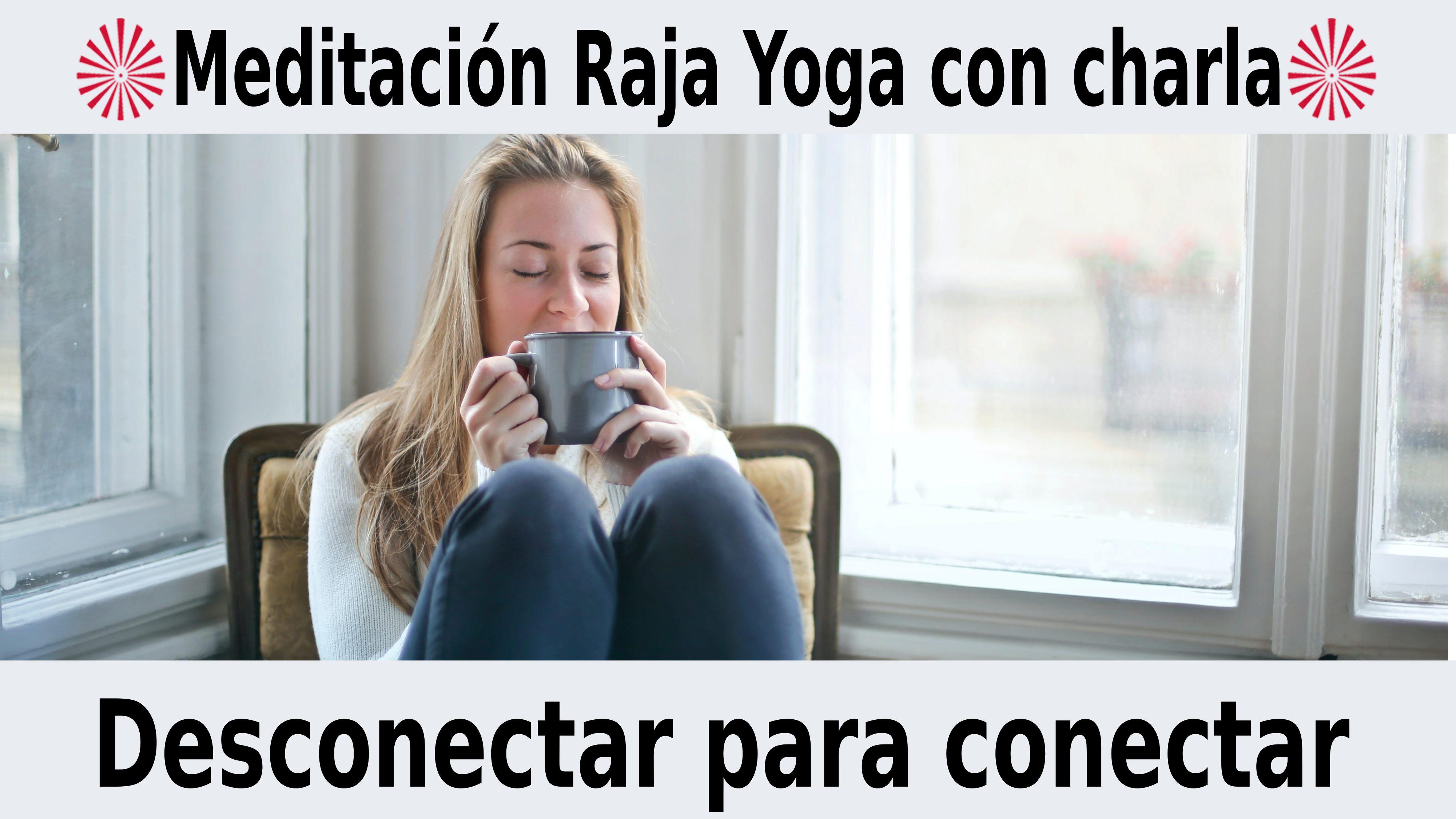 28 Noviembre 2020  Meditación guiada: Desconectar para conectar