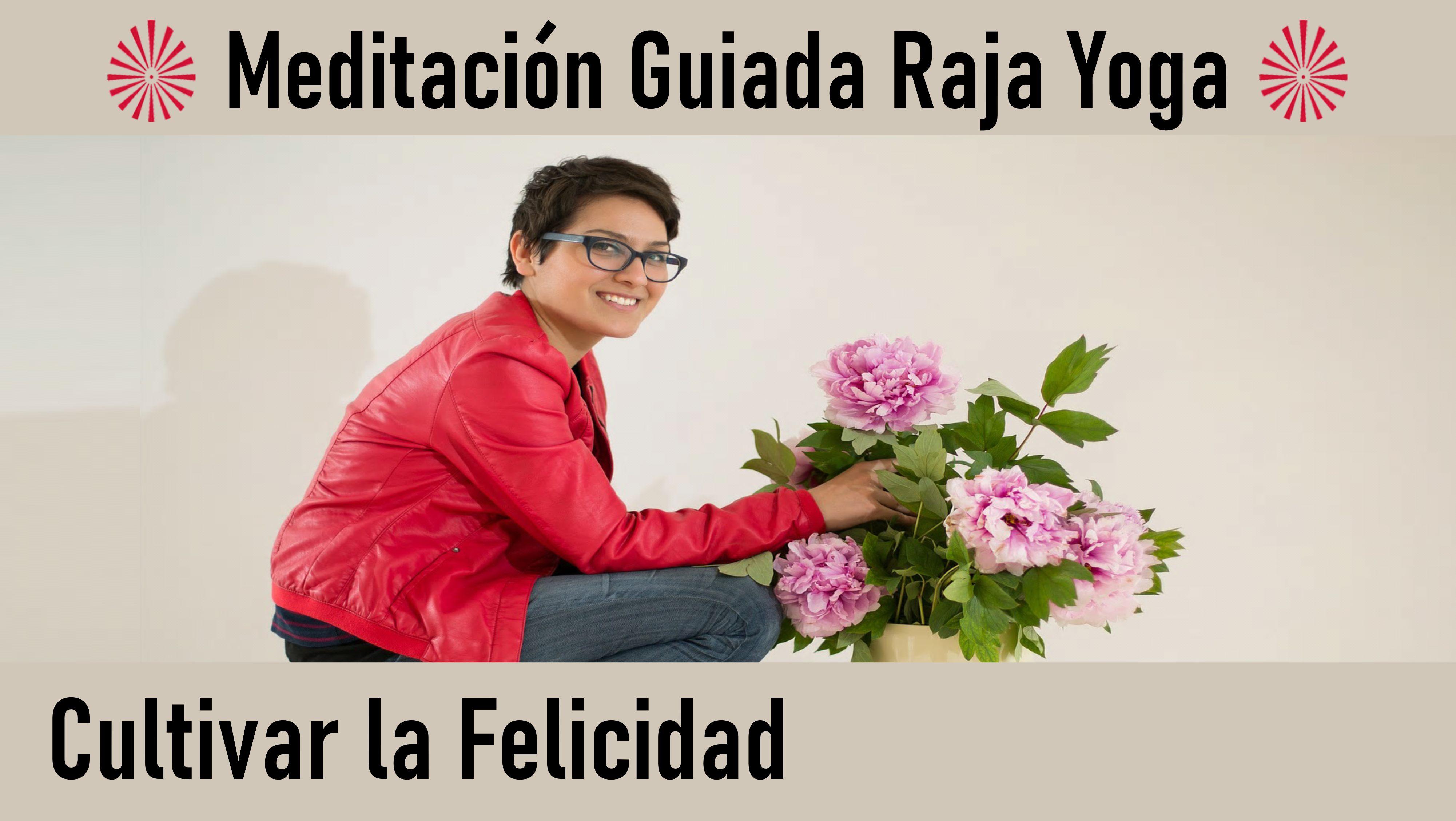 25 JUlio 2020 Meditación guiada: Cultivar la felicidad